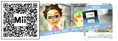 Signatures Codes Amis Nano3ds